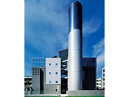 飯田高羽合同庁舎